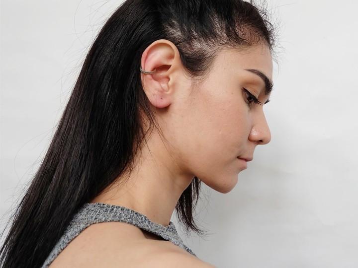 SOVATS EAR CUFF SMALL RING