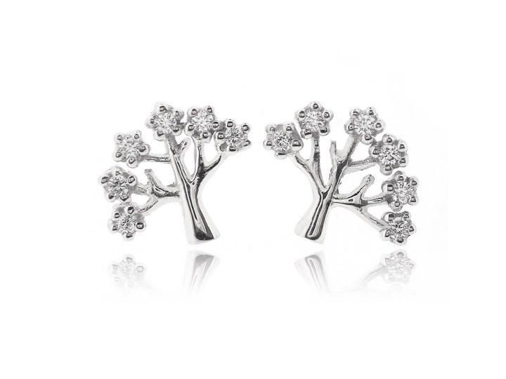 Sterling silver earring14