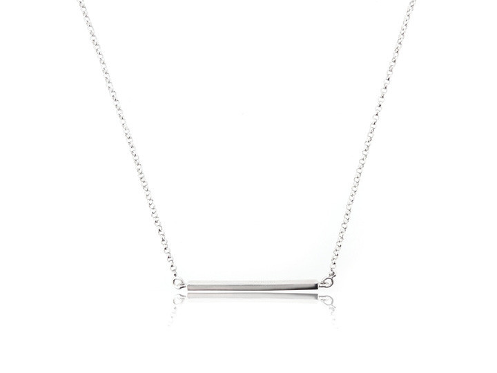 Sterling silver necklace3