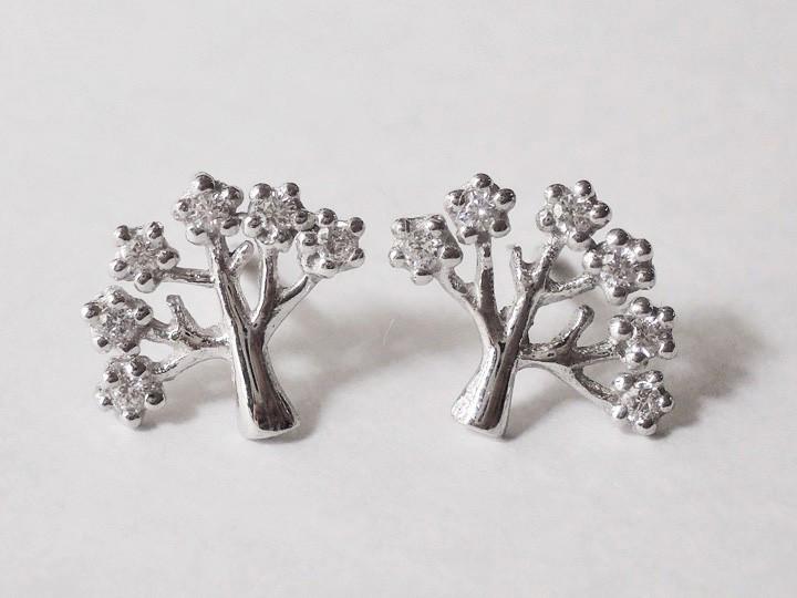 SOVATS TREE OF LIFE EARRING