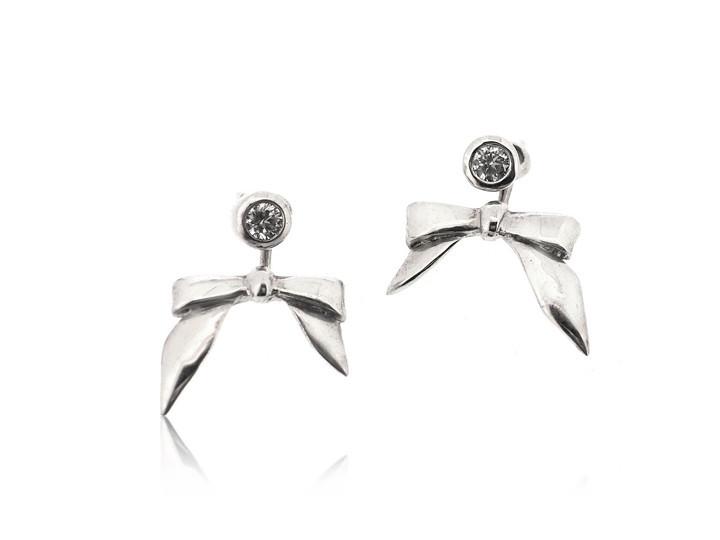Sterling silver earring1