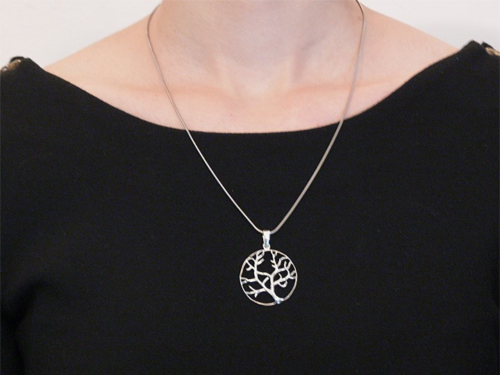 SOVATS TREE OF LIFE PENDANT FOR NECKLACE