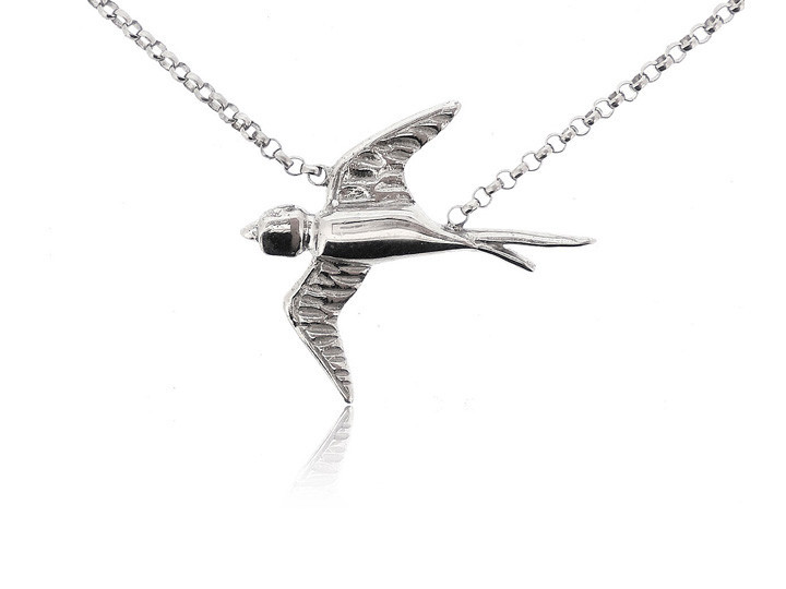 Sterling silver necklace38