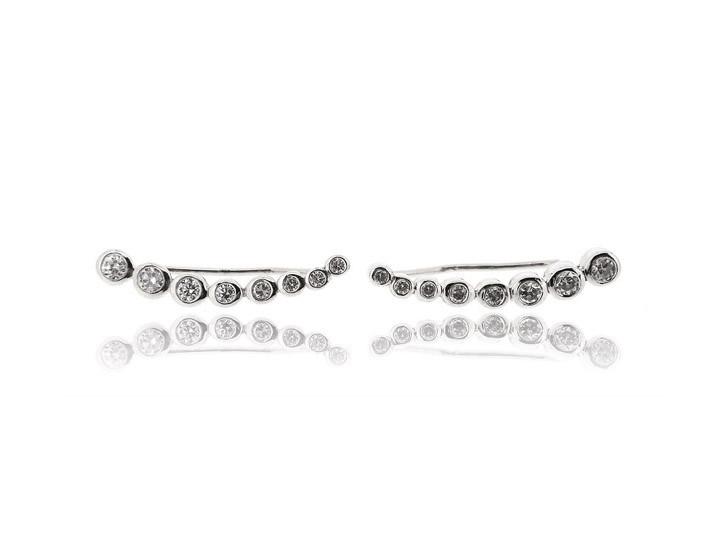 Sterling silver earring95