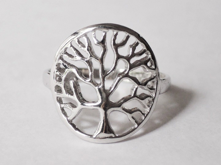 SOVATS TREE OF LIFE RING