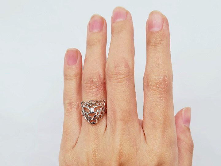 SOVATS LEOPARD RING