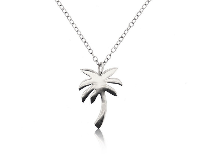 Sterling silver necklace33