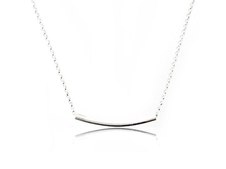 Sterling silver necklace2