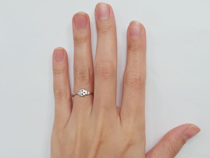 SOVATS SMALL SKULL RING