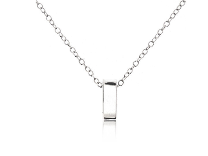Sterling silver necklace31