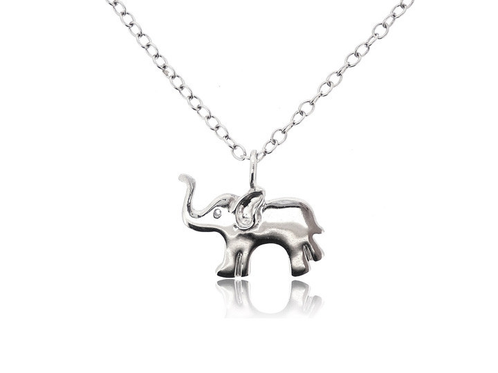 Sterling silver necklace19