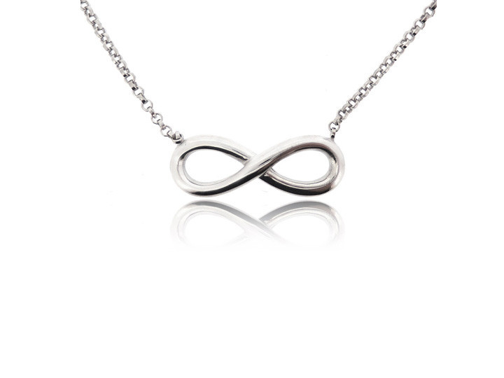 Sterling silver necklace15
