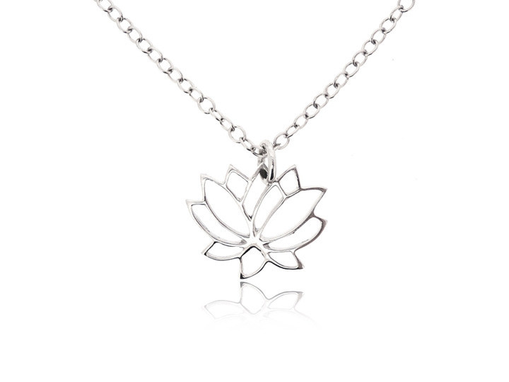 Sterling silver necklace20