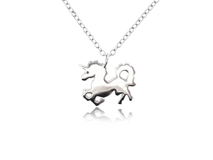 Sterling silver necklace18