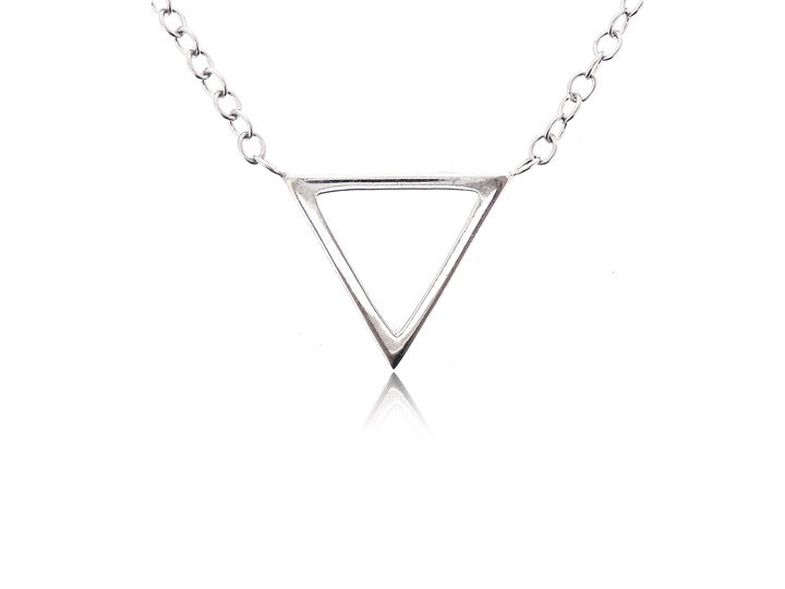 Sterling silver necklace17