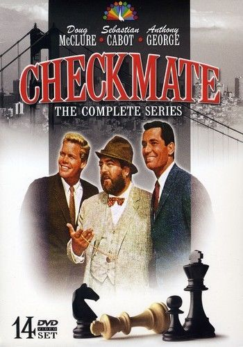 Checkmate: The Complete Series (DVD Set) New Classic TV Show