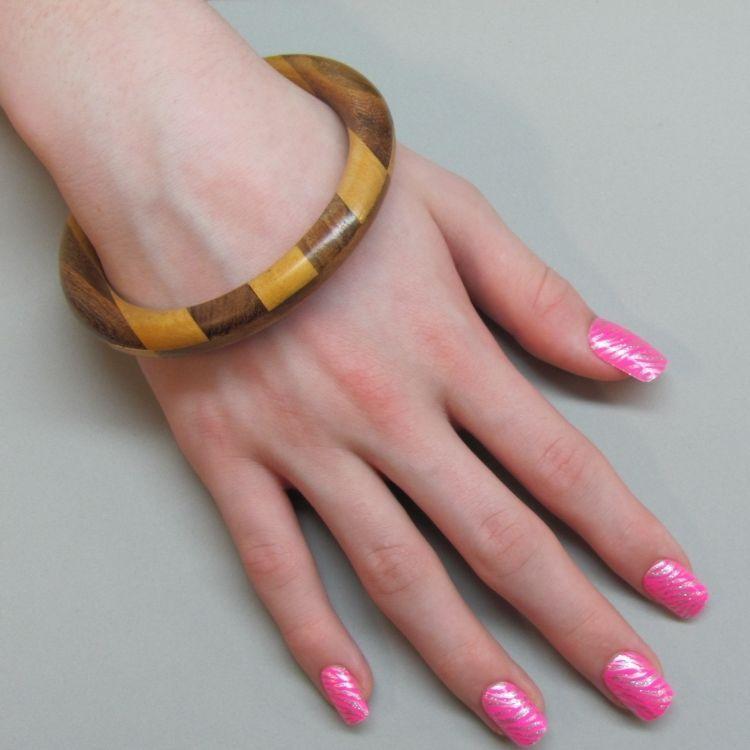 12 Wholesale Jewelry Lot XHILARATION Bracelets Wood Wooden Bangles $84TotalValue