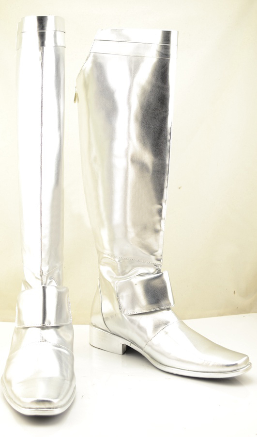 Fate prototype saber arthur pendragon cosplay boots for sale