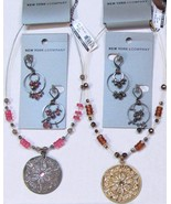 4 New York & Company Necklaces Earrings Wholesale Lot Fashion Jewelry NW... - $9.69