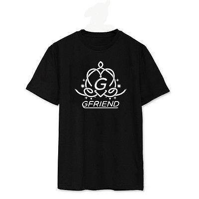 Kpop GFRIEND Unisex T-shirt Tee Tshirt SoWon YeRin EunHa YuJu SinB UmJi