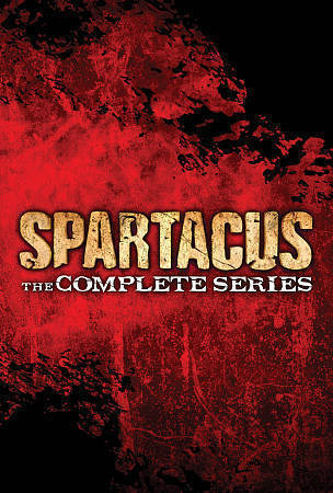 Spartacus: The Complete Series (DVD Box Set New)