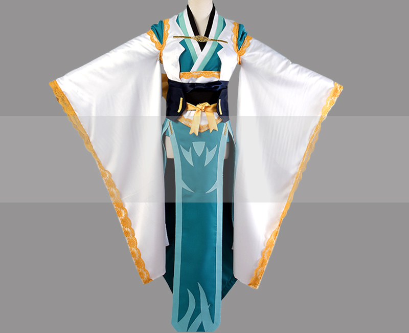 Fate grand order berserker kiyohime cosplay costume buy