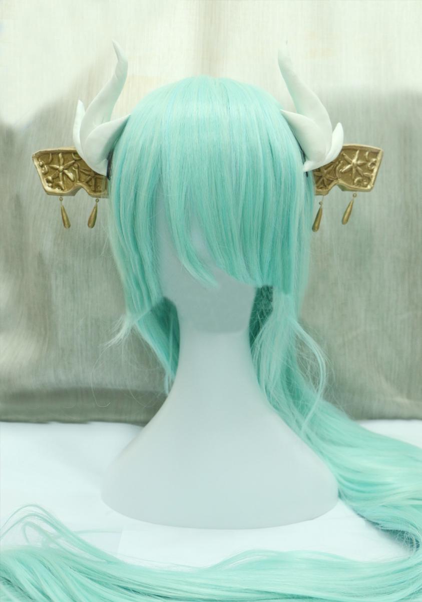 Fate grand order berserker kiyohime cosplay wig buy