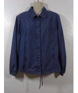 L.L. Bean Light Denim Traveler Jacket Minimalist, Countryside, Casual - $17.95
