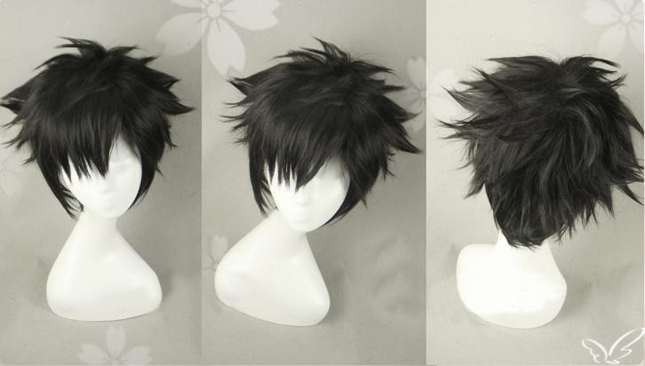 Fate zero kiritsugu emiya cosplay wig for sale