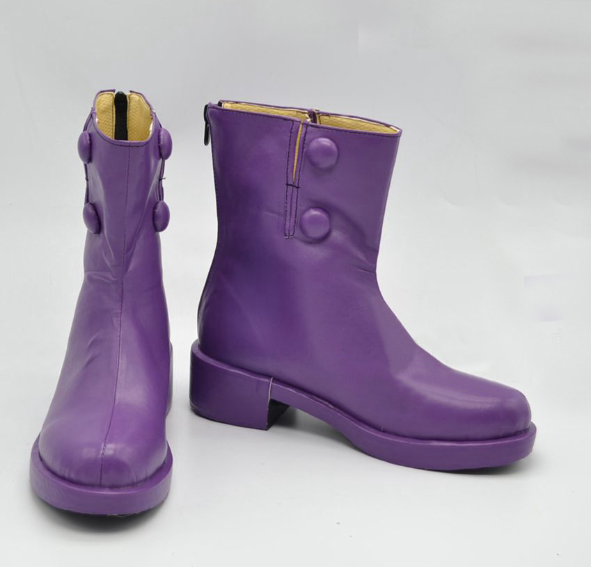 Fate stay night illya cosplay boots for sale