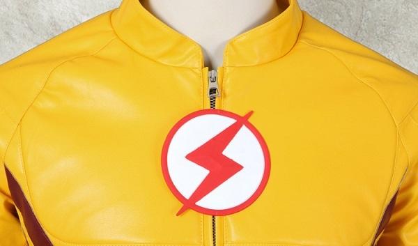 CW The Flash Season 3 Wally West Kid Flash Cosplay Costume Buy