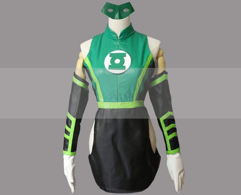 Dc green lantern genderbend cosplay costume buy