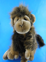 "Ty CHA CHA Brown Monkey 12"" Plush 1998  in excellent clean condition SOO... - $9.69"
