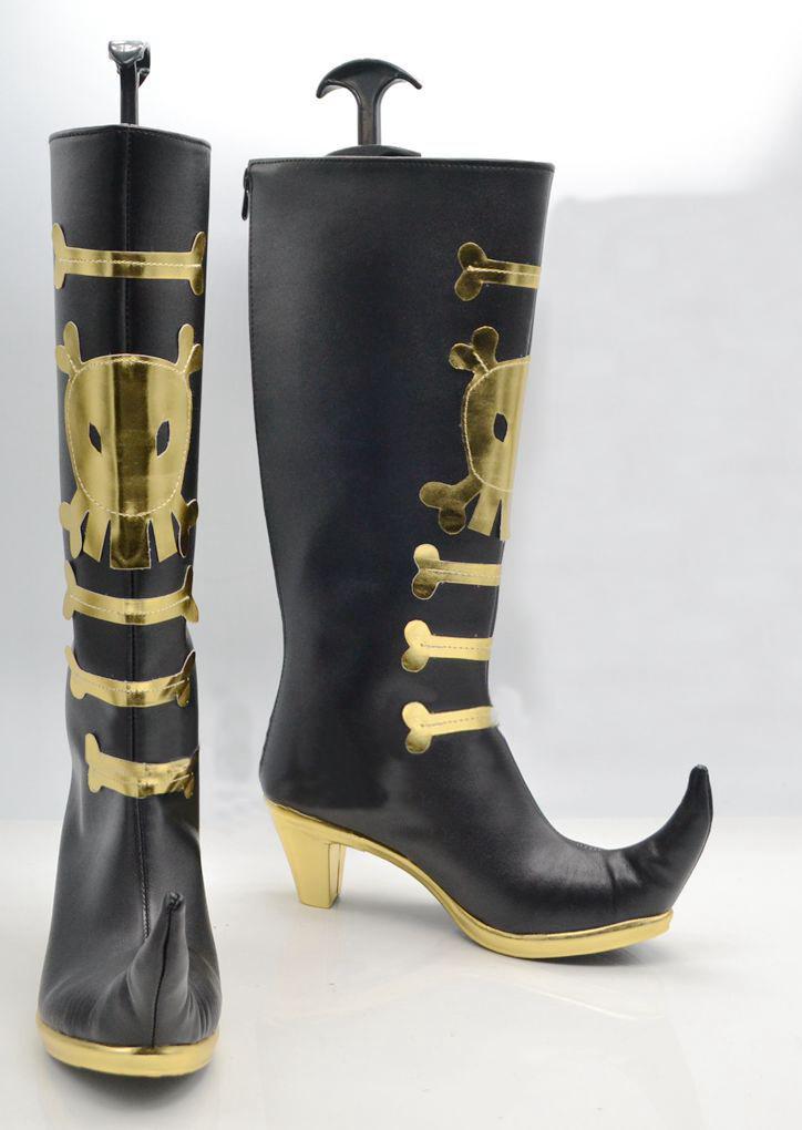 Blue exorcist amaimon cosplay boots buy