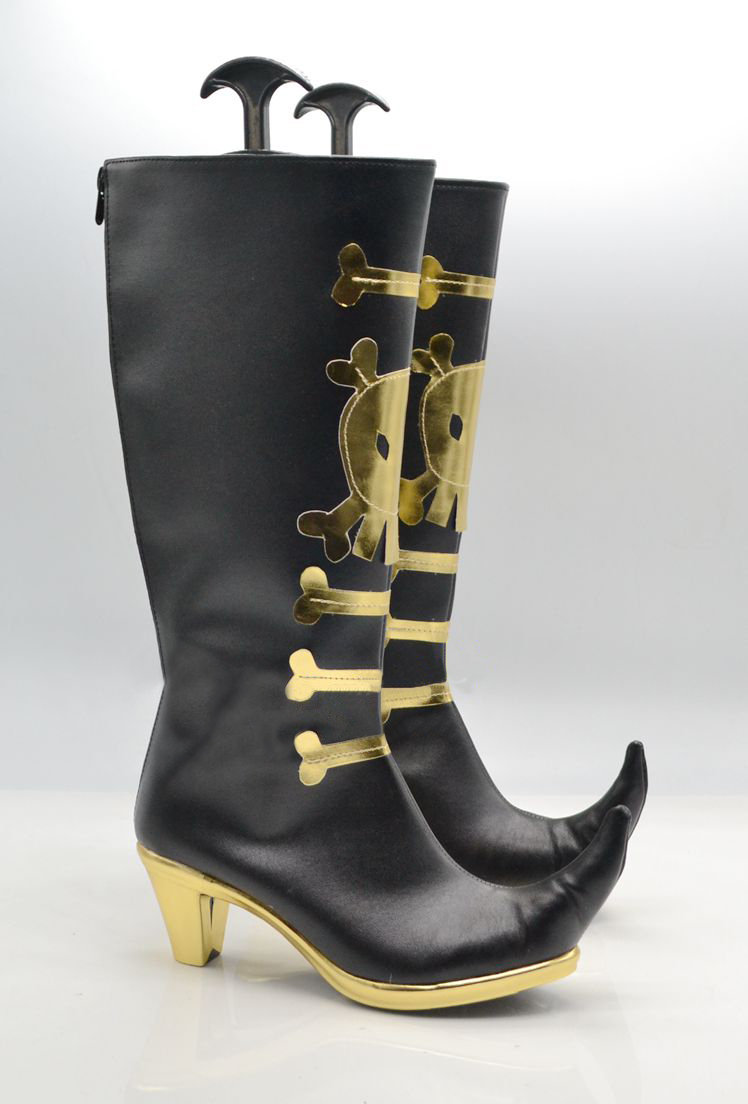 Ao no Exorcist Amaimon Cosplay Boots for Sale