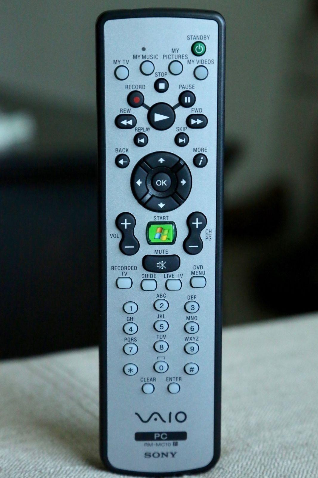Sony Vaio PC RM-MC10 Remote