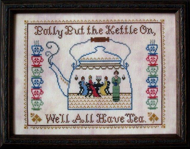 Nn188b polly s tea kettle