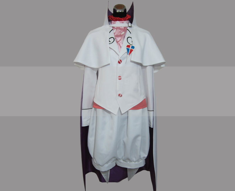 Ao no exorcist mephisto pheles cosplay costume buy