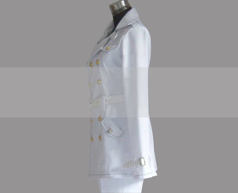 Ao no Exorcist Mephisto Honorary Knight Cosplay Uniform for Sale