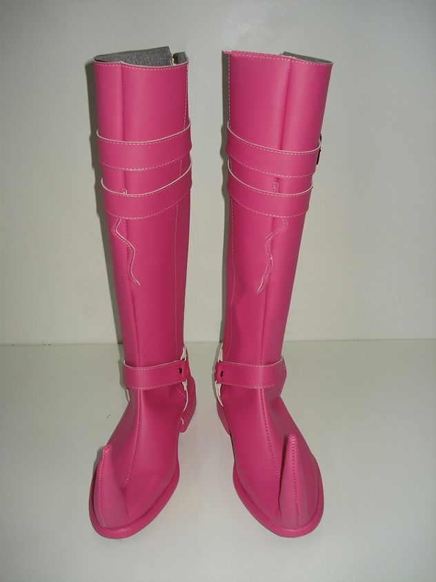 Ao no Exorcist Mephisto Pheles Cosplay Boots for Sale