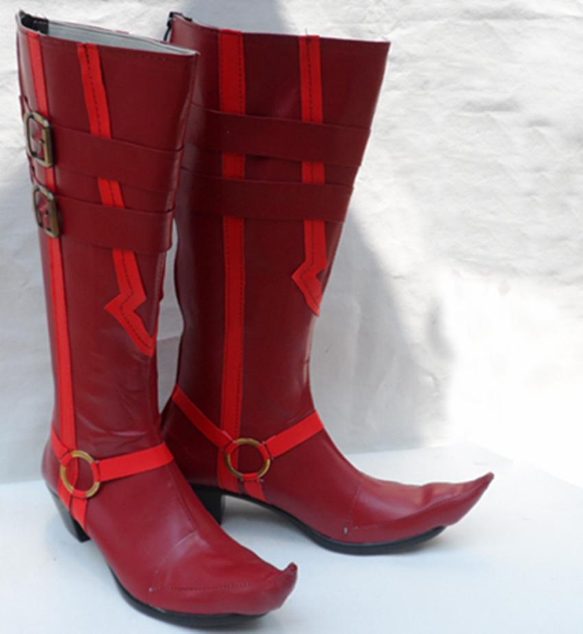 Ao no exorcist mephisto pheles cosplay boots buy