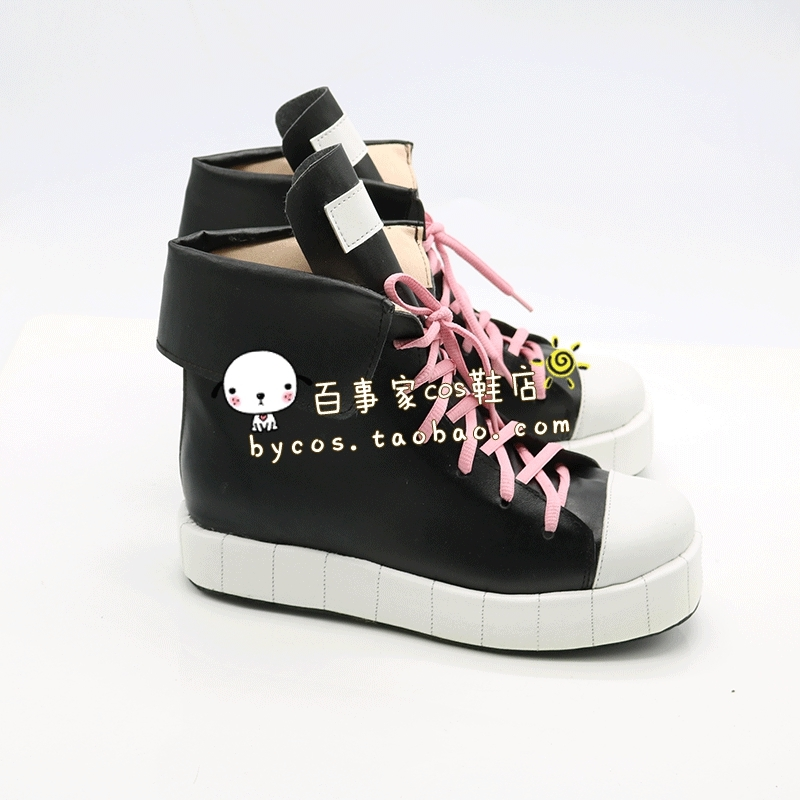 SUPER SONICO THE ANIMATION SUPERSONICO SQ ver Cosplay Boots shoes shoe #AT124