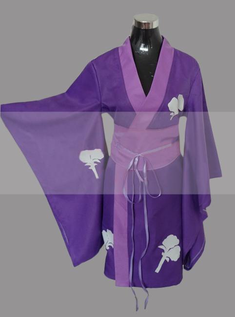 Ao no exorcist shura kirigakure kimono cosplay for sale