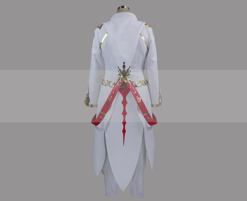 Tales of Zestiria Sorey Fire Armatization Cosplay Costume for Sale