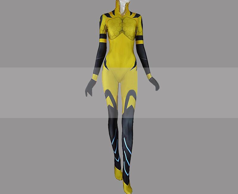 Overwatch D.Va Skin B.Va Cosplay Zentai Suit Costume for Sale