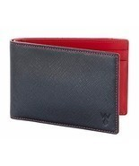 Würkin Stiffs RFID Leather Slim Wallet - Red - Free Shipping - £57.57 GBP