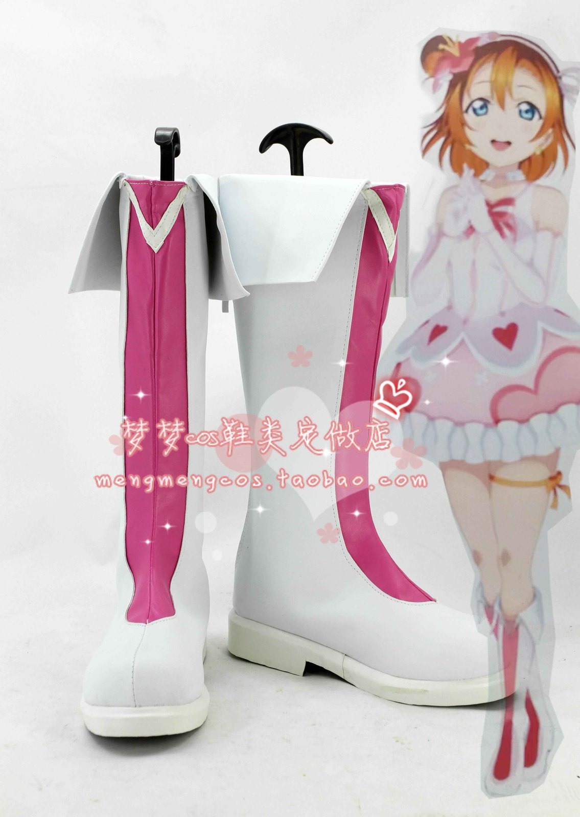 lovelive love live Future style us Honoka Kousaka cos Cosplay Shoes boots #AT15