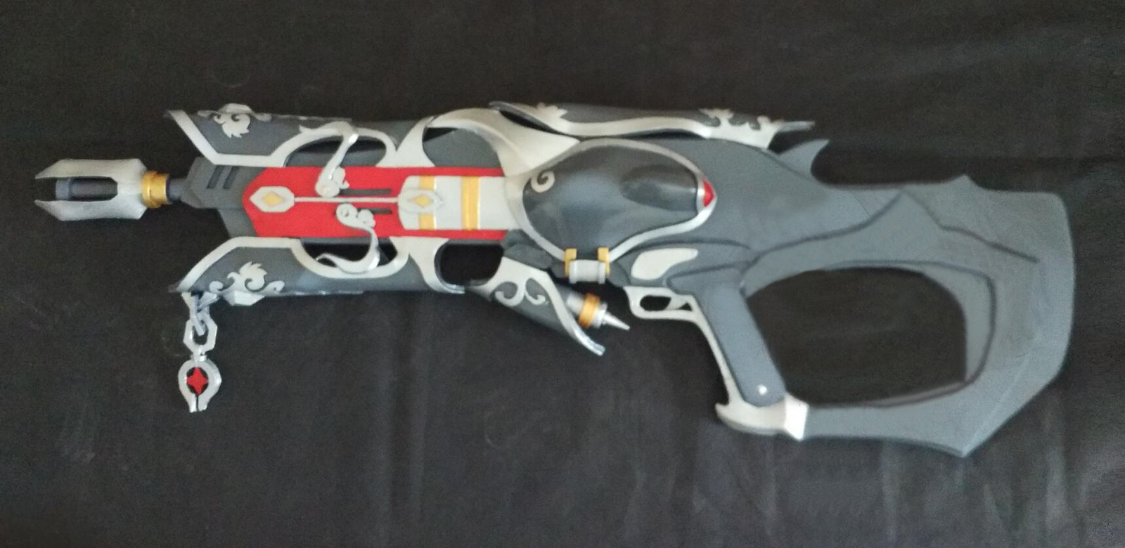 Overwatch widowmaker skin huntress weapon cosplay replica buy
