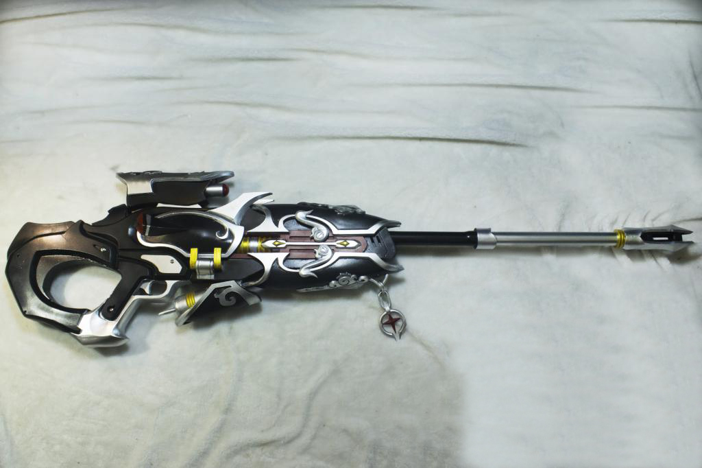 Overwatch Widowmaker Huntress Weapon Cosplay Replica Sniper Buy