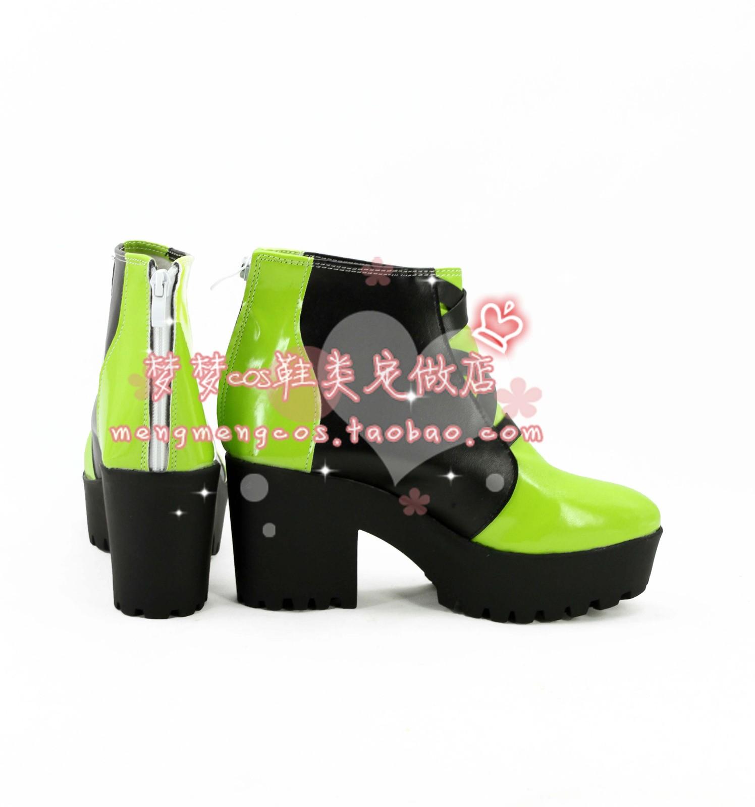idolish7  idolish 7 Yamato Nikaido cos Cosplay Shoes boots shoe boot #AT19